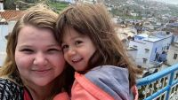 90 Day Fiance Star Nicole Nafziger and Daughter May