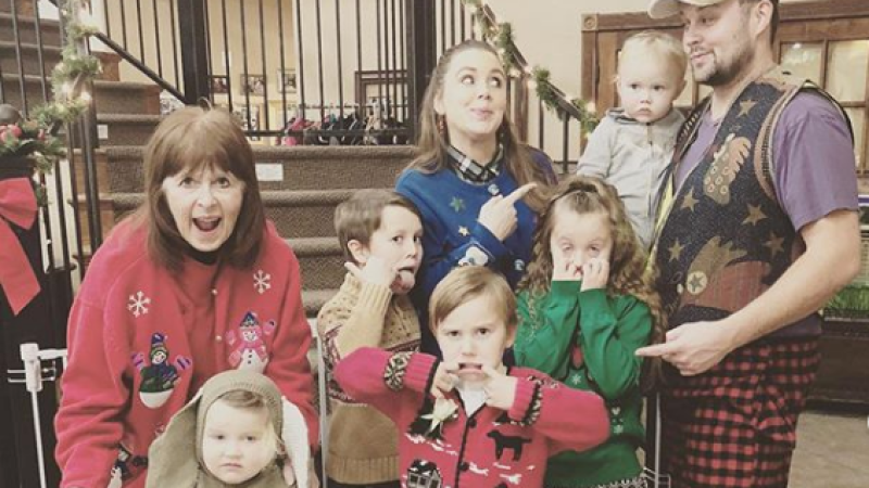 Josh and Anna Duggar Reveal the Gender of Baby No. 6 With a Sweet Tribute to Grandma Mary