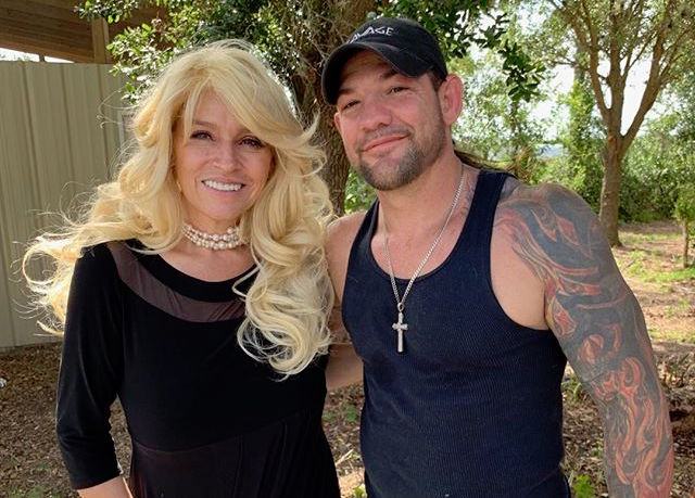 Beth Chapman and Bonus Son Leland Chapman