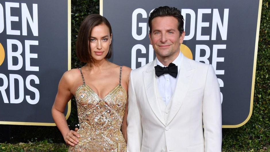 Bradley Cooper Irina Split