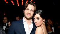 Matthew Hussey and Camila Cabello Wearing a Dress