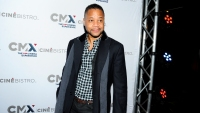 Cuba Gooding Jr. in a Suit at an Event