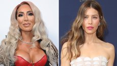 Farrah Abraham Weighs in on Jessica Biel Anti-Vaxx Controversy