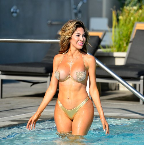 Farrah Abrahams New Bikini Photos Leave Little to the