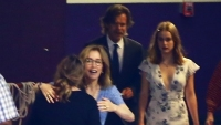 Felicity Huffman Daughter High School Graduation