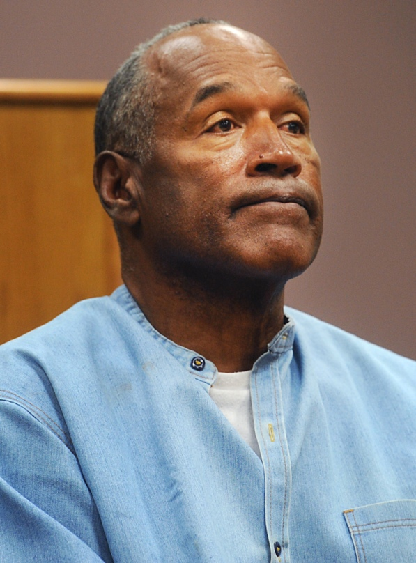 oj simpson in courtroom