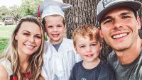 Granger Smith, Amber Bartlett and Sons Lincoln and River Kelly