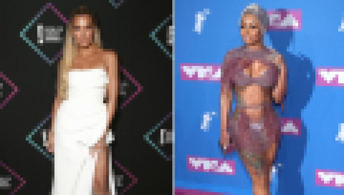 Hottest Revenge Bodies Khloe Kardashian Blac Chyna
