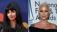 Jameela Jamil Slams Pregnant Amber Rose for Promoting Flat Tummy Tea