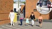 Jenelle-David-kids-couJenelle David kids court custody hearing