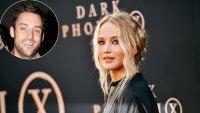 Jennifer Lawrence Dark Phoenix Premiere Black Dress Cooke Maroney Smiles Hall Pass