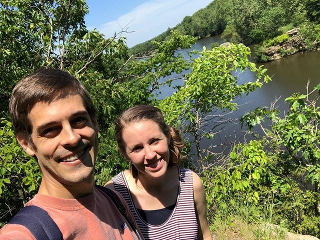 Jill Duggar and Derick Dillard On Hike