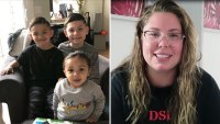 Kailyn Lowry and her Three Children