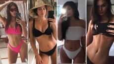 ~Kurves for Days!~ All of the Kardashian Women's Bikini Bodies Will Give You Serious Fitspo