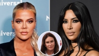 Khloe Kardashian Begged Kim Ditch Caitlyn Jenner Christmas Eve Party