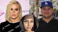 Khloe Kardashian Reacts to Rob Kardashian's Rumored Romance With Natti Natasha: 'What's Going on Here?!'