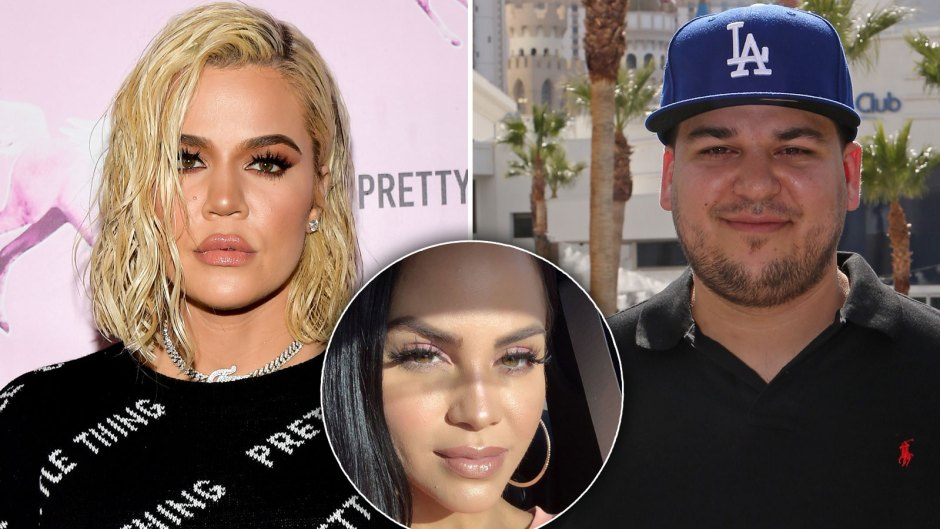 Khloe Kardashian Reacts to Rob Kardashian's Rumored Romance With Natti Natasha: 'What's Going on Here?!'