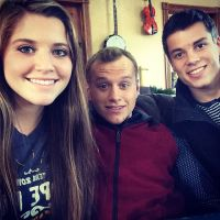 Joy-Anna and Josiah Duggar Take Selfie With Lawson Bates