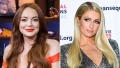 Lindsay Lohan Addresses Paris Hilton Feud