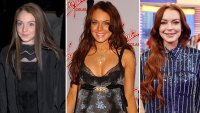 Lindsay Lohan Over the Years