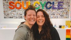 Mariah Brown at SoulCycle Opens Up About Her 'Queer Identity'