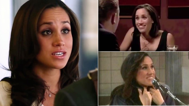 Meghan Markle's Memorable On-Screen Roles Through the Years: See Her Acting Skills!