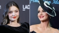Miranda Kerr Hangs With Ex Orlando Bloom's Fiance Katy Perry