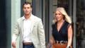 Miranda Lambert Brendan McLoughlin Look Trendy Holding Hands NYC