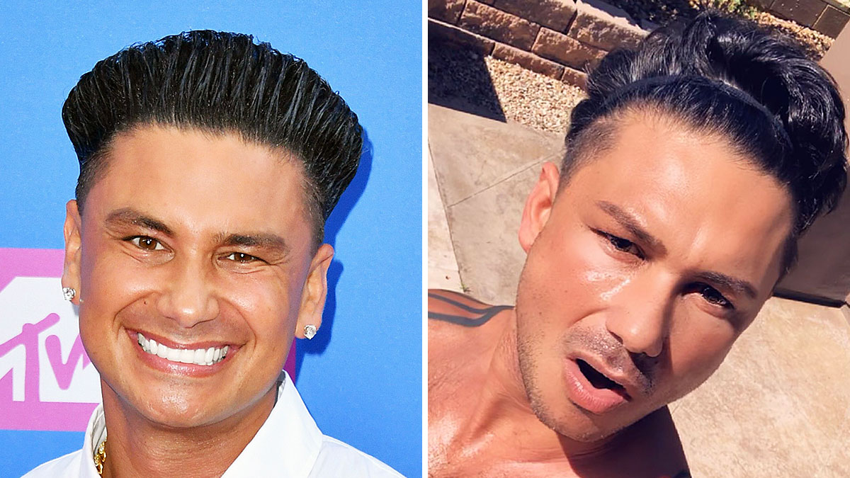 Vinny Jersey Shore Haircut - which haircut suits my face