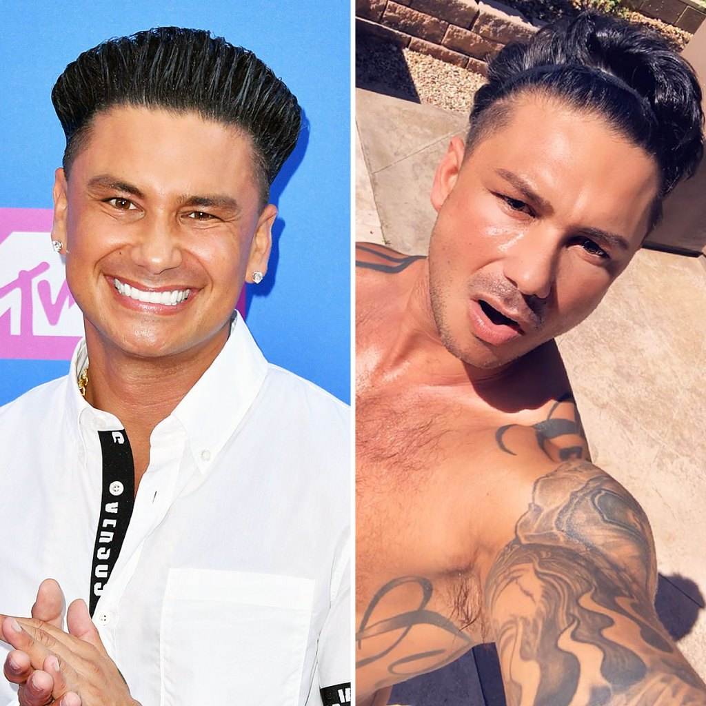Pauly D Finally Shows Off His Gel-Free Hair and Fans Are SHOOK — See the Shirtless Pic!