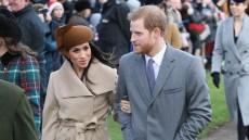 Prince Harry Meghan Markle Squabbling Over Godparents