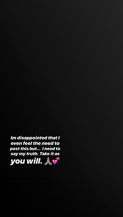 Khloé Kardashian on Instagram