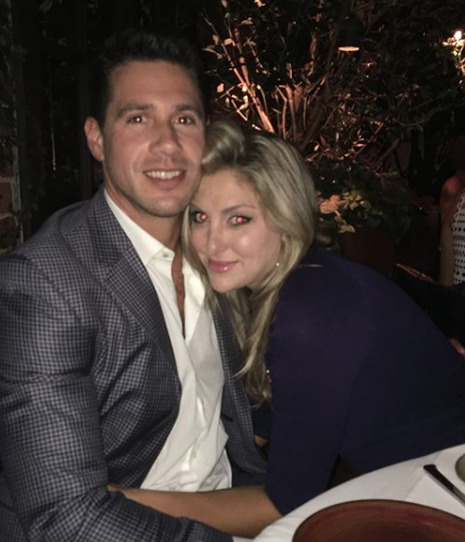 Gina Kirschenheiter With Estranged Husband Matt