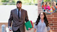 Teen Mom 2 Alum Jenelle Evans and David Eason Appear in Court Amid Custody Battle