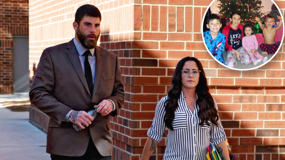 Teen Mom Jenelle Evans David Eason Court Together Custody Battle
