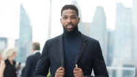 Tristan Thompson in a Suit