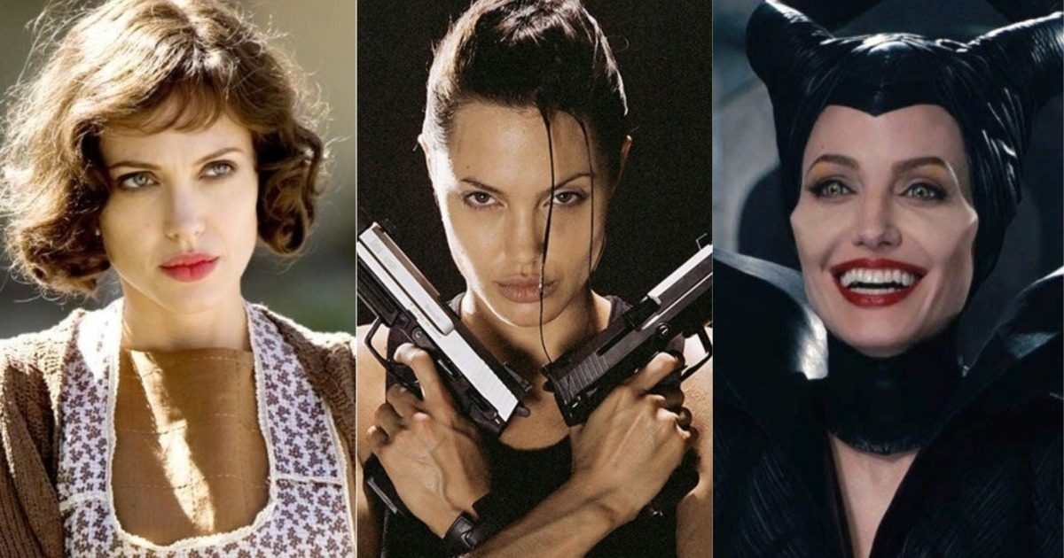 7a5ba1437 Angelina Jolie's Most Famous Roles, 'Lara Croft: Tomb Raider' to  'Maleficent' and More: Your Complete Guide