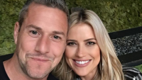 christina and ant anstead selfie