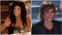 housewives fights lisa rinna giudice