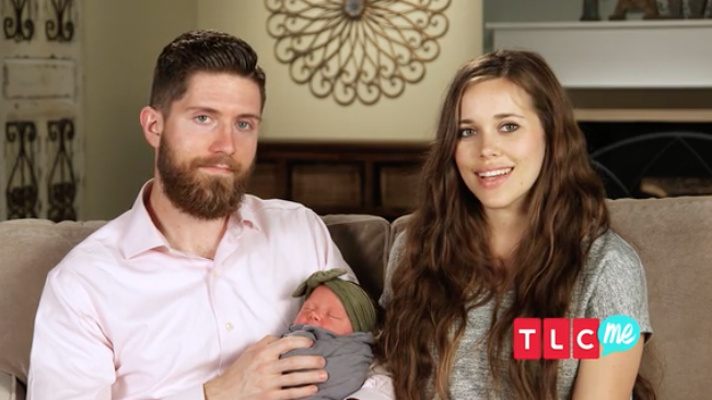 Jessa Duggar and Ben Seewald Explain Why They Chose to Name Their Daughter Ivy Jane