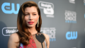 jessica biel at the critics choice awards
