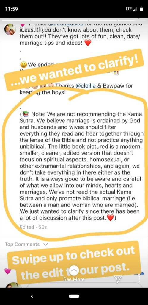Jill Duggar and Derick Dillard 'Only Promote Biblical Marriage' Amid 'Kama Sutra' Backlash