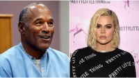 oj simpson khloe side by side