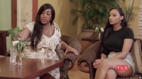 The Family Chantel trailer: Chantel and her mom talking to staff.