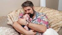 Andrew Glennon and Baby James Emergency Custody of Son