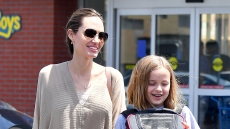 Angelina Jolie Vivienne Toys Bunny