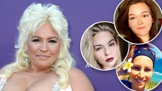 Beth Chapman Lyssa Cecily Bonnie Memorial Service Hawaii