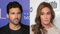 Brody Jenner Caitlyn Attend Wedding