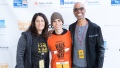 Cameron Boyce with His Mom and Dad