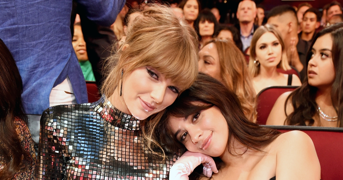 Camila Cabello Sides With Taylor Swift Amid Scooter Braun Feud